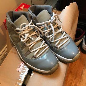 95d437c04c9 Jordan Shoes - Used Jordan 11 cool grey